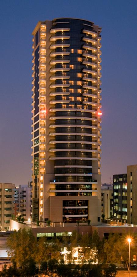 Hotel Majestic Hotel Tower Dubai