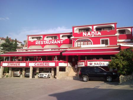 Restaurant - Pansion  Nadia