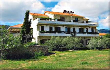 Holiday apartment Pension Stella Jelsa_winter