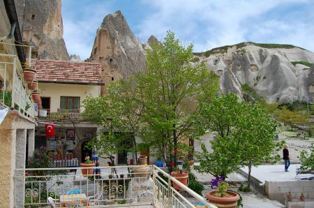 Anatolia cave hotel and pension