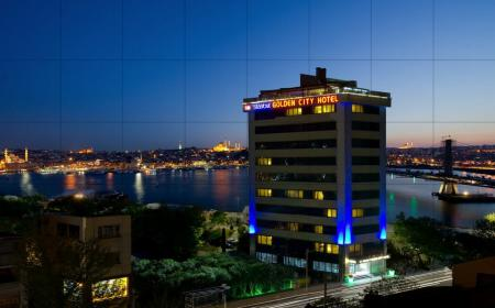 Hotel Golden City Hotel Istanbul