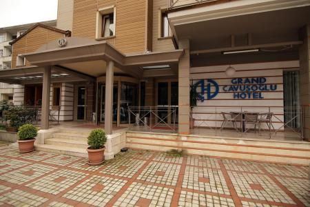 Hotel  Grand Cavusoglu Hotel _winter