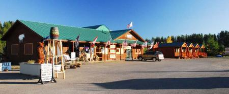 Glacier General Store and Cabins