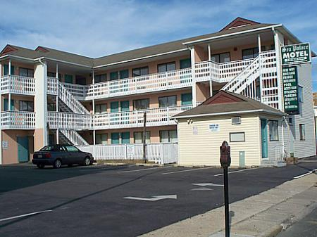 Sea Palace Motel