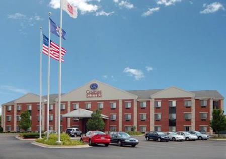 Hotel Comfort Suites_winter
