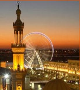 Albarakah travel tourism and cargo Arabische Emirate