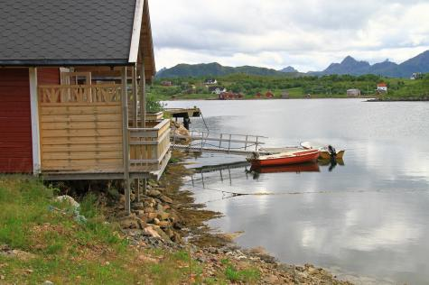 Holiday home (bungalow) Nordland